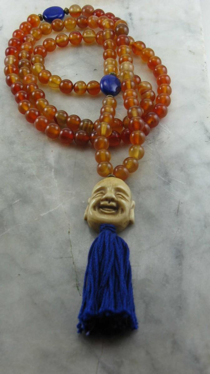 """Enlightenment"" Mala Beads"