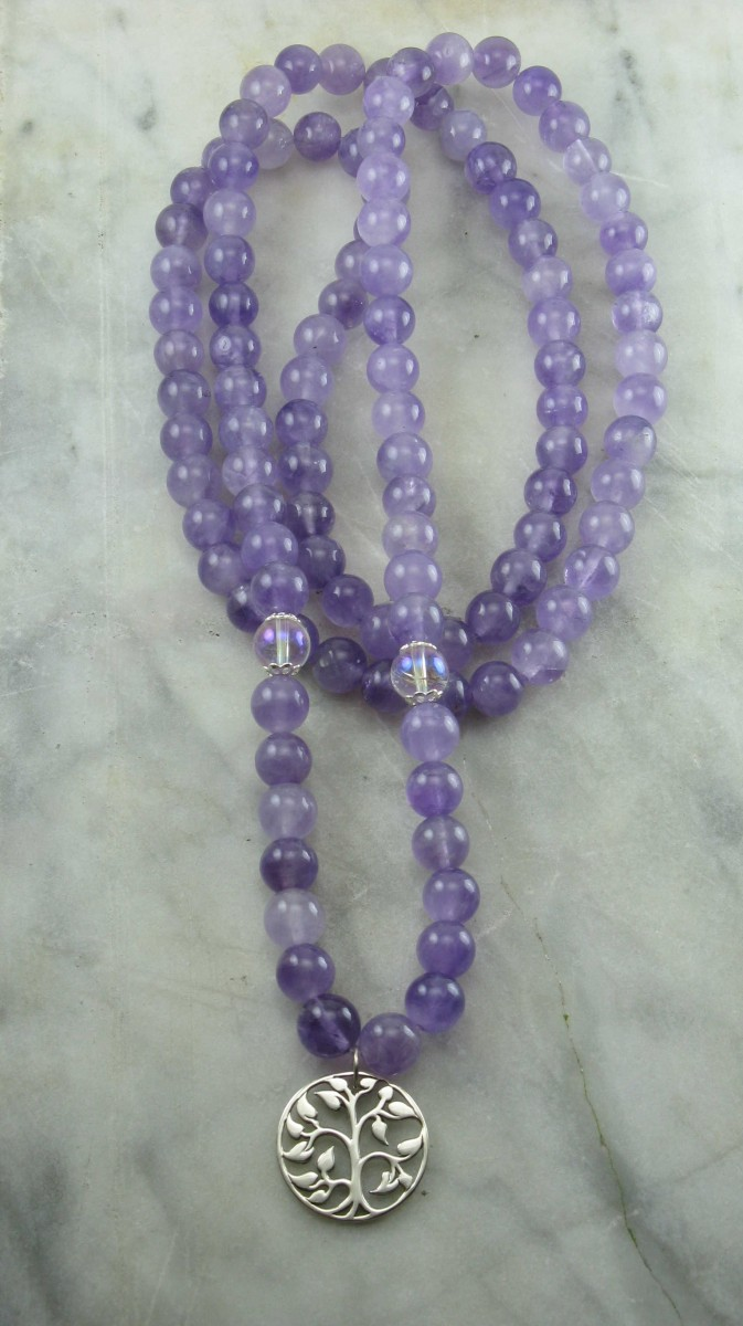 Clarity_Mala_Necklace_108_Amethyst_Mala_Beads_Buddhist_Prayer_Beads