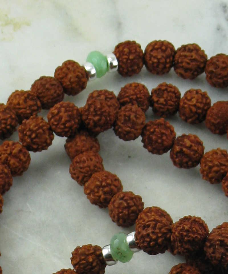 """Love"" Mala Beads"