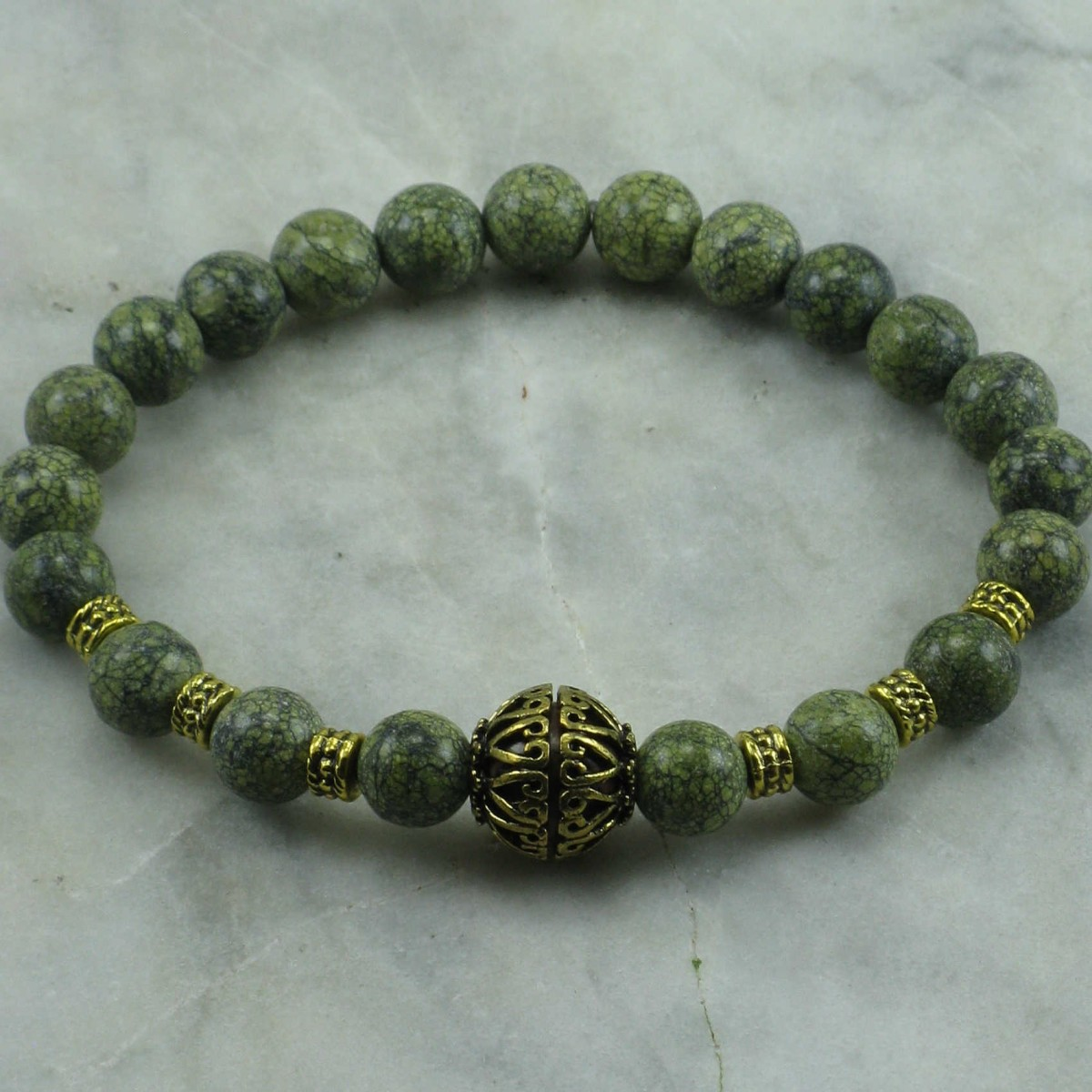 Dryad_Mala_Bracelet_21_Serpentine_Mala_Beads_Buddhist_Bracelet
