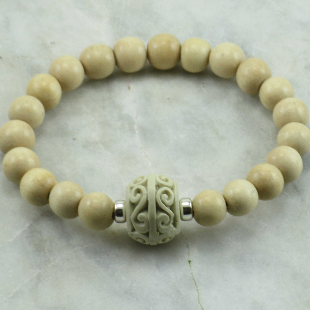 Peace_Mala_Bracelet_21_Wood _Mala_Beads_Buddhist_Bracelet