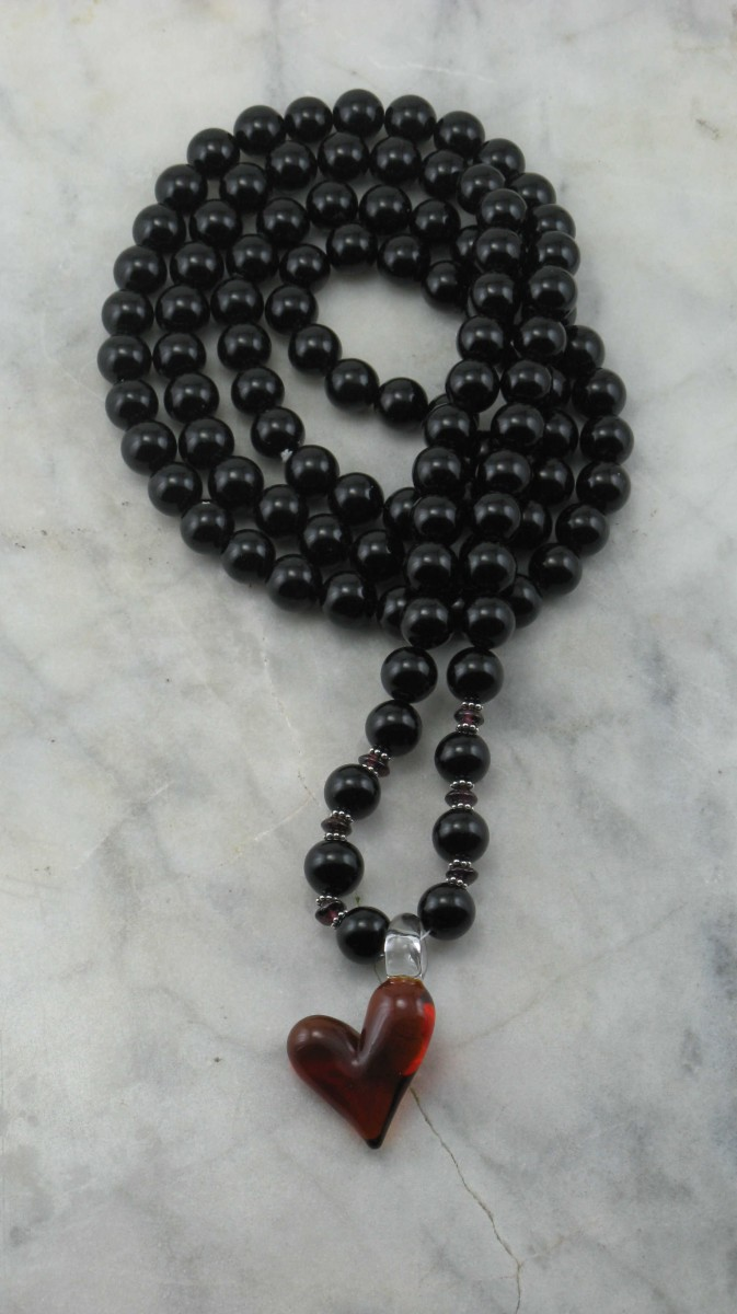 Song_Mala_Necklace_108_Black_Onyx_Mala_Beads_Buddhist_Prayer_Beads