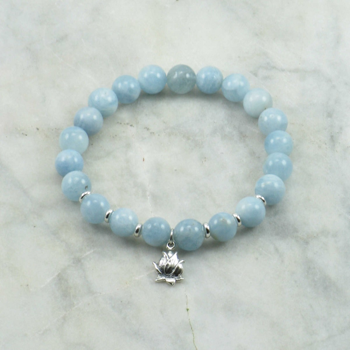 Truth_Mala_Bead_Bracelet_21_Aquamarine_Mala_Beads_Buddhist_Prayer_Beads_Wrist
