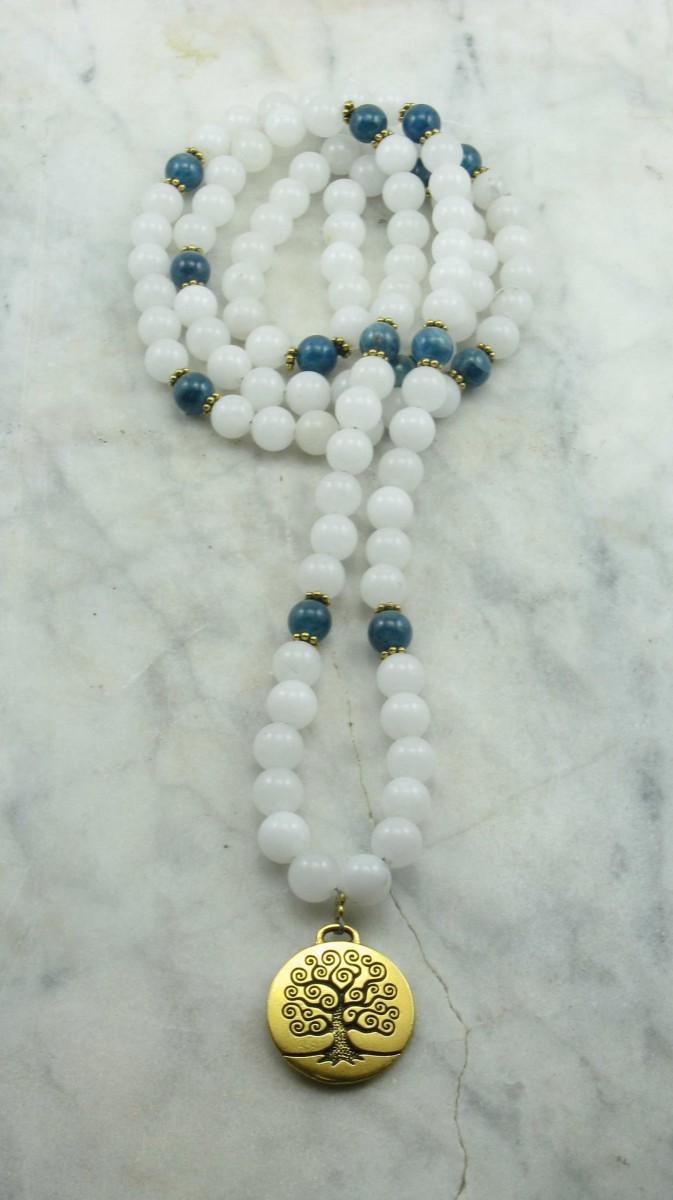 Rejuvenation_Mala_Necklace_108_Quartz_Mala_Beads_Buddhist_Prayer_Beads_Meditation