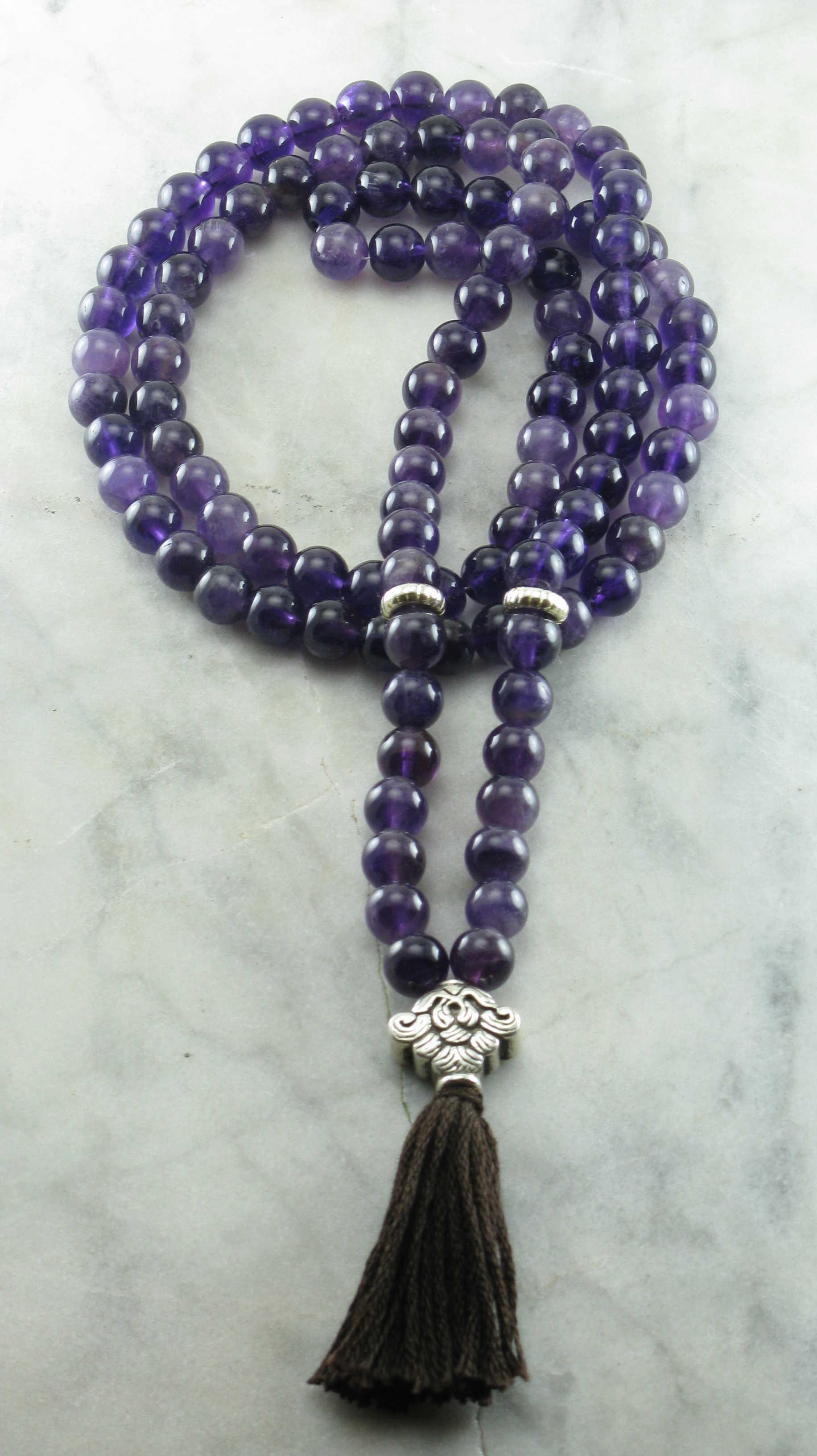 Ayurvedic Purification Mala 108 Mala Beads Buddhist