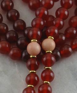 Passion_Mala_Necklace_108_Carnelian_Mala_Beads_Buddhist_Prayer_Beads_Marker