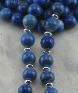 Wind_Mala_Necklace_108_Lapis_Mala_Beads_Buddhist_Prayer_Beads_Marker