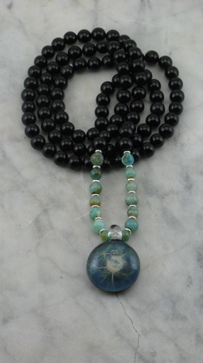 Aurora_Custom_Mala_108_Black_Onyx_Opal_Mala_Beads_Long