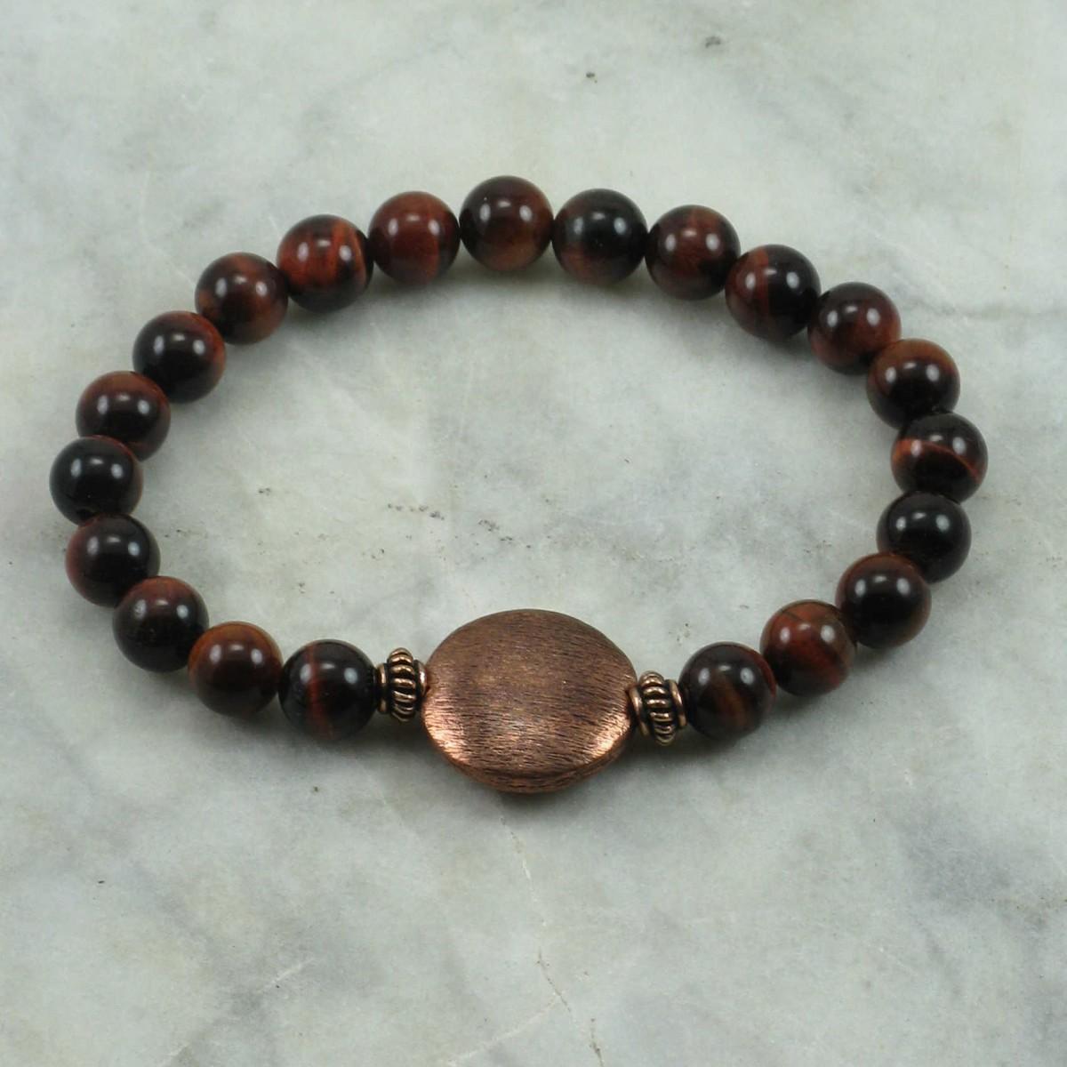 Fire_Mala_Bracelet_21_Tiger_Eye_Mala_Beads_Buddhist_Bracelet