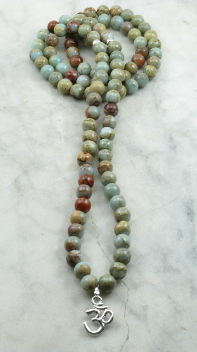 Kirtan_Mala_108_Serpentine_Mala_Beads_Buddhist_Prayer_Beads