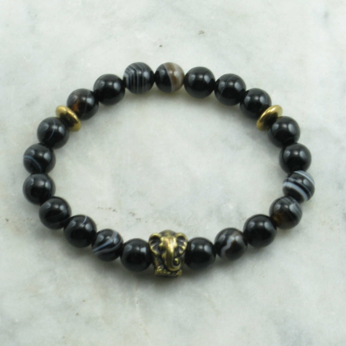Moksha_Mala_Bracelet_21_Madagascar_Agate _Mala_Beads_Buddhist_Bracelet