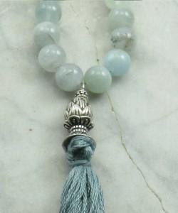Morning_Mist_Mala_108_Aquamarine_Mala_Beads_Buddhist_Prayer_Beads_Lotus_Guru