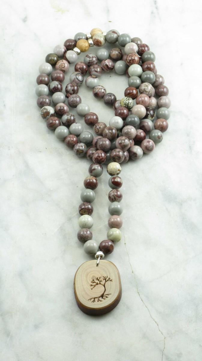 West_Wind_Mala_108_Artistic_Jasper_Mala_Beads_Buddhist_Prayer_Beads