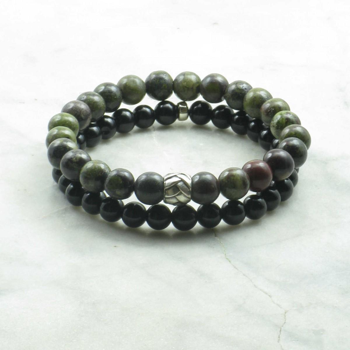 Dragon_Bracelets_for_Men_Mala_Beads_Stacks_Dragon_Blood_Jasper_Onyx_Buddhist_Prayer_Beads