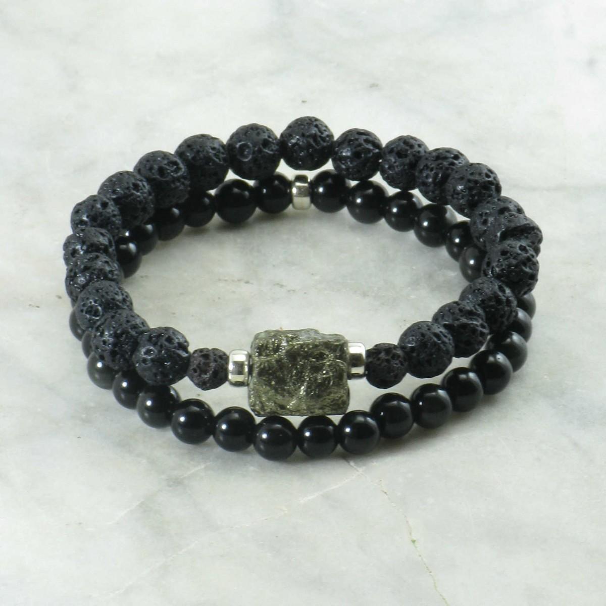 Kratos_Mala_Beads_for_Men_Bracelet_Stacks_Lava_Obsidian_Pyrite_Buddhist_Prayer_Beads