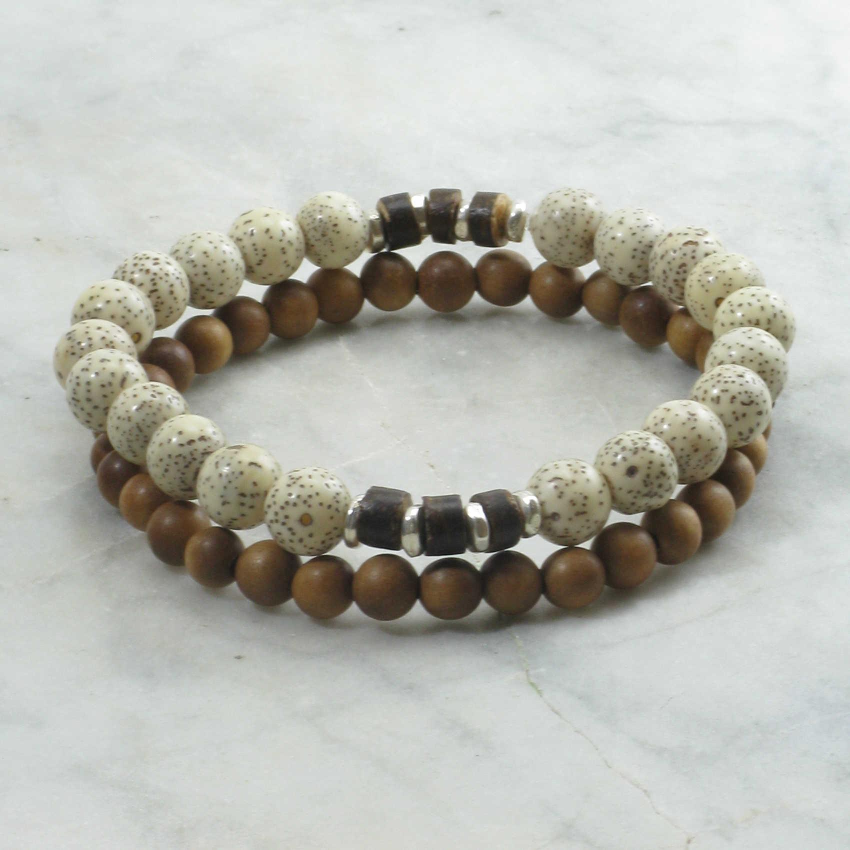 savanna bracelets for lotus mala mala