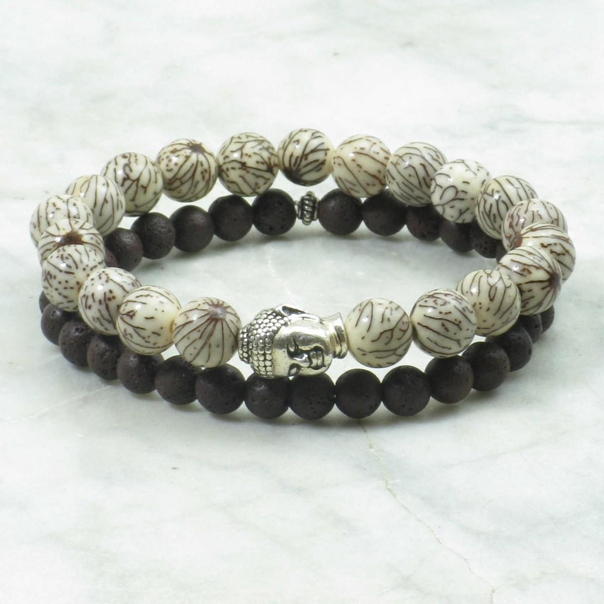 Bodhi_Bracelets_for_Men_Mala_Beads_Stacks_Bodhi_Seed_Agarwood_Buddhist_Prayer_Beads