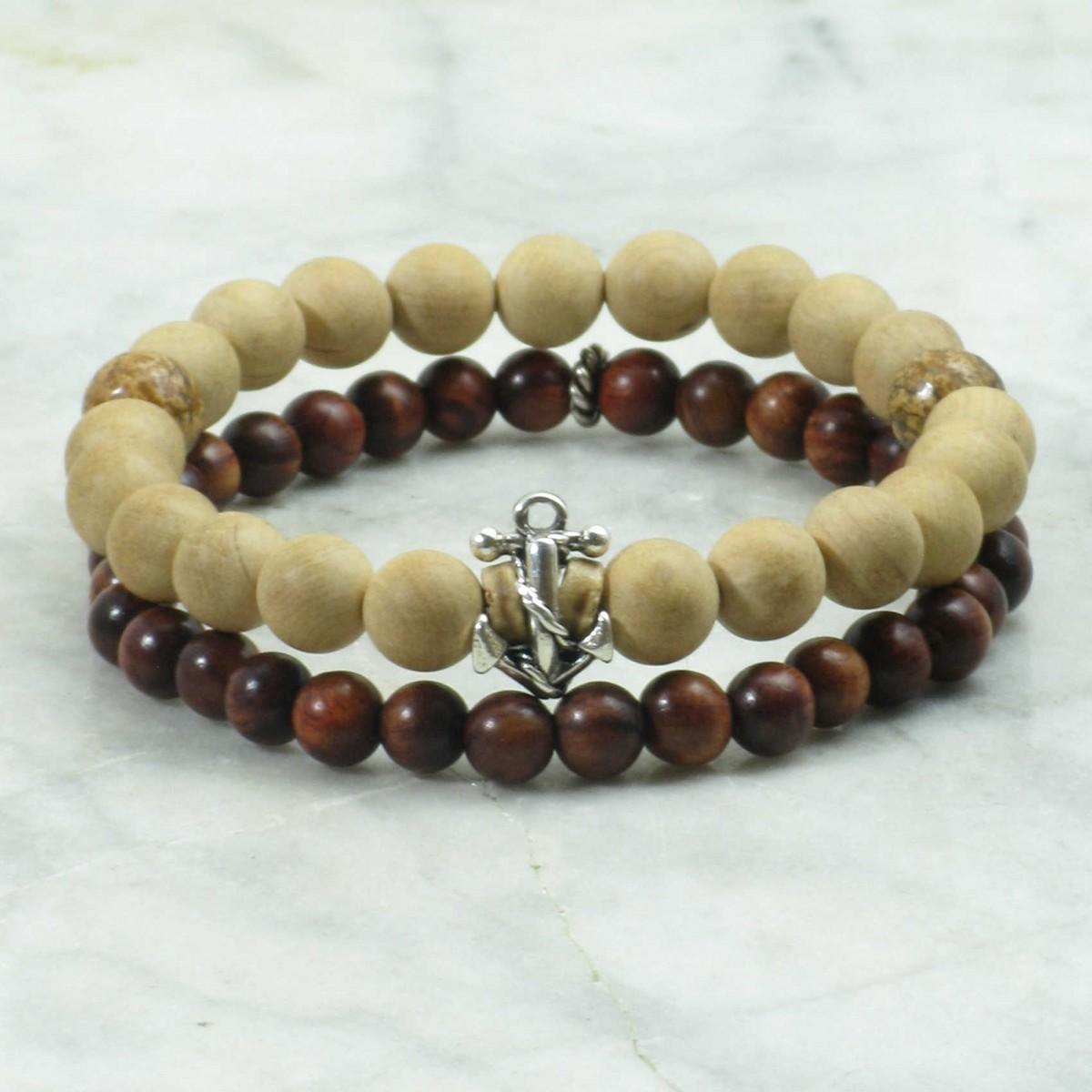 Monaco_Bracelets_for_Men_Mala_Beads_Stacks_Thuja_Seeds_Rosewood_Buddhist_Prayer_Beads