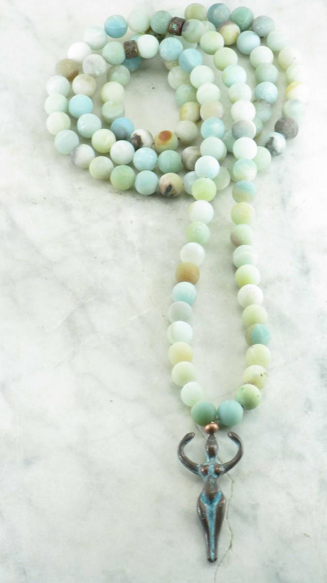 Goddess_Mala_Beads_108_Amazonite_Mala_Beads