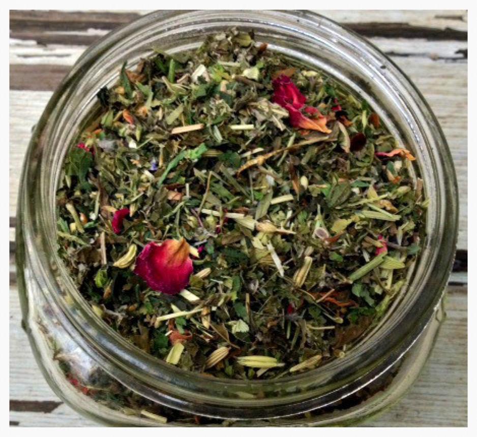 Recipe: Feminine Balancing Tea