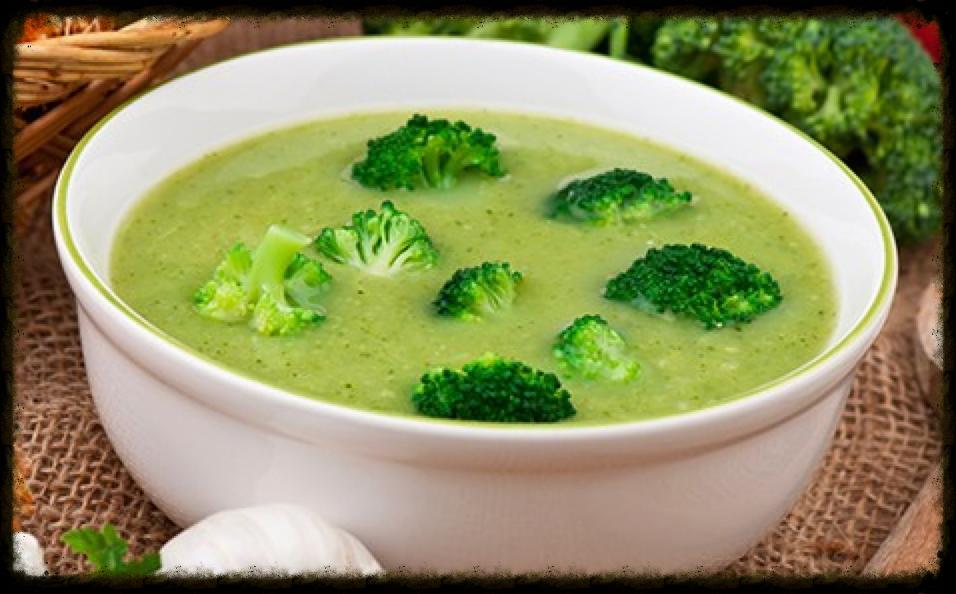 Recipe: Kapha – Friendly Nutty Soup
