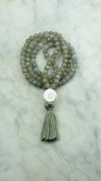 Behind the Design: Eye of Shiva Mala Beads