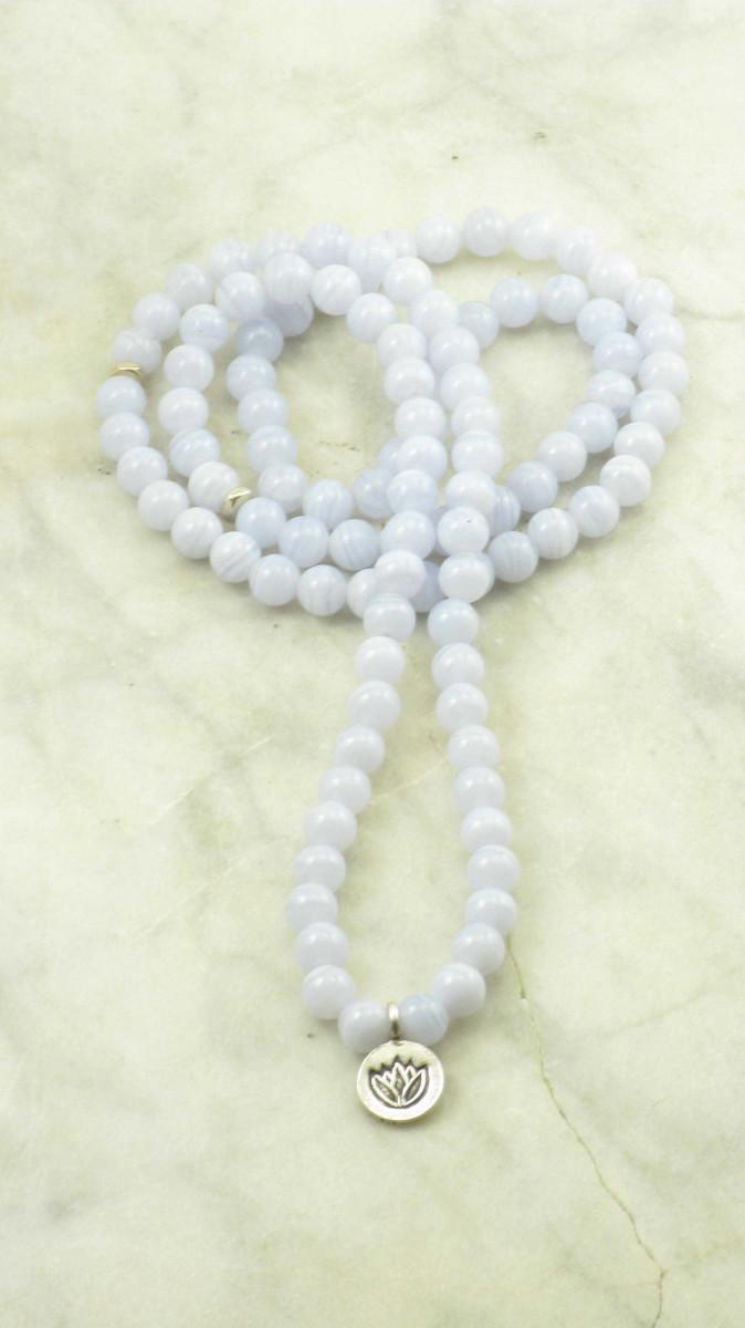 Paramartha_Mala_Beads_108_Blue_Lace_Agate_Mala_Beads_Buddhist_Prayer_Beads