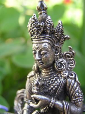 Mala Beads in Honor of Goddess Deities