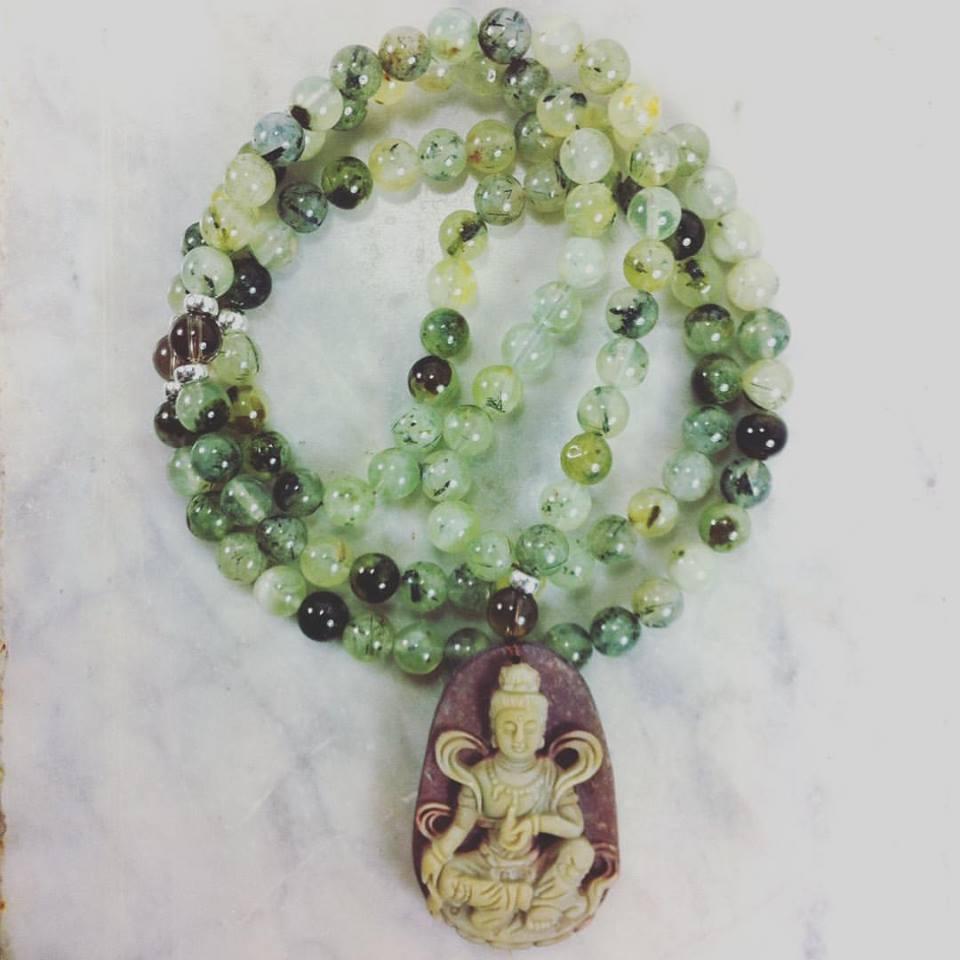 Quan Yin Mala Beads
