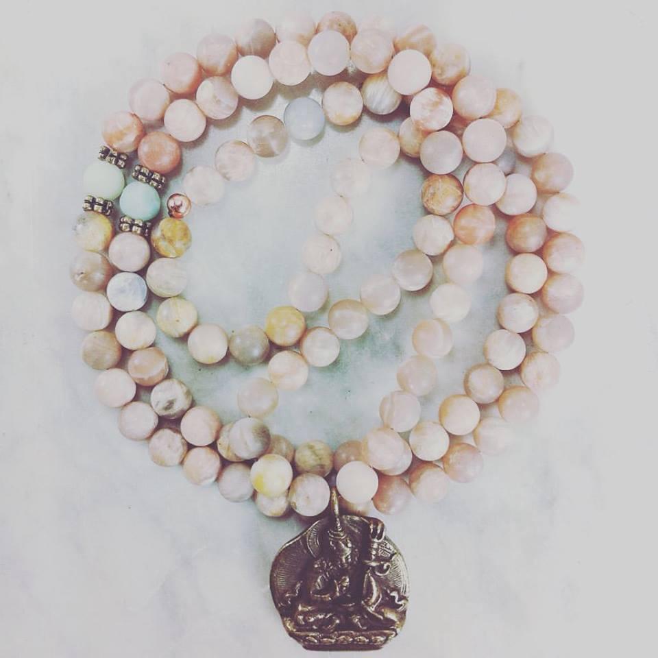 Saraswati Mala Beads