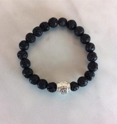 lava mala beads
