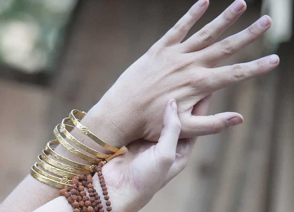 Mala Beads, Yoga, and Meditation for Creativity