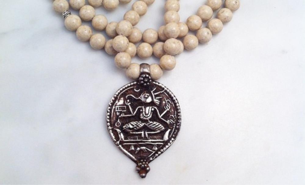 Mantras, Mala Beads, and Gemstones
