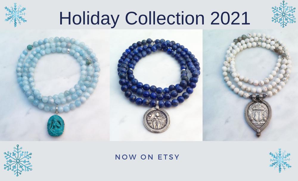 Holiday Mala Beads 2021